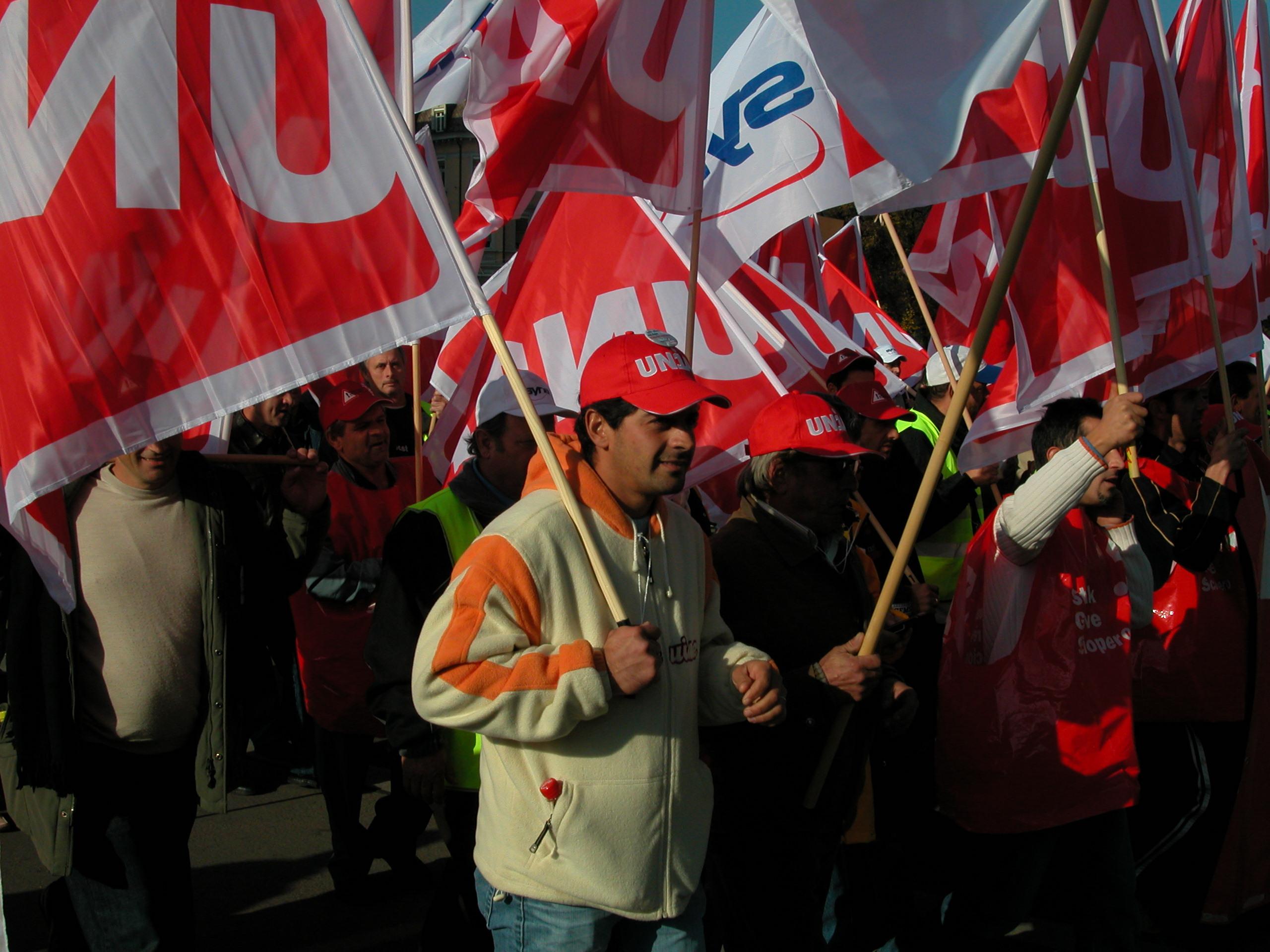 Solidaritat Mit Den Bauarbeiterinnen Partei Der Arbeit Der Schweiz