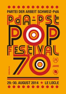Flyer 70-Jahre-PDAS-Festival